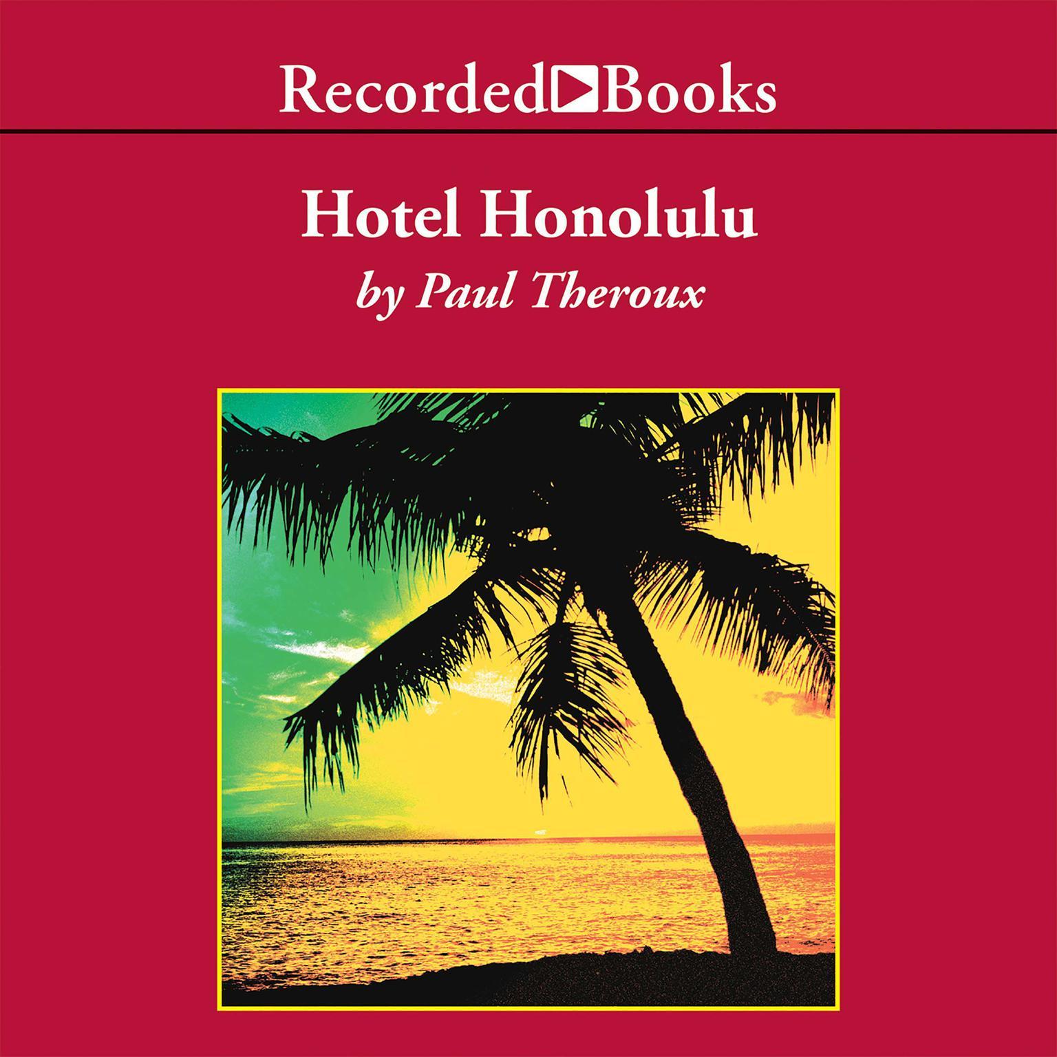 Printable Hotel Honolulu: A Novel Audiobook Cover Art