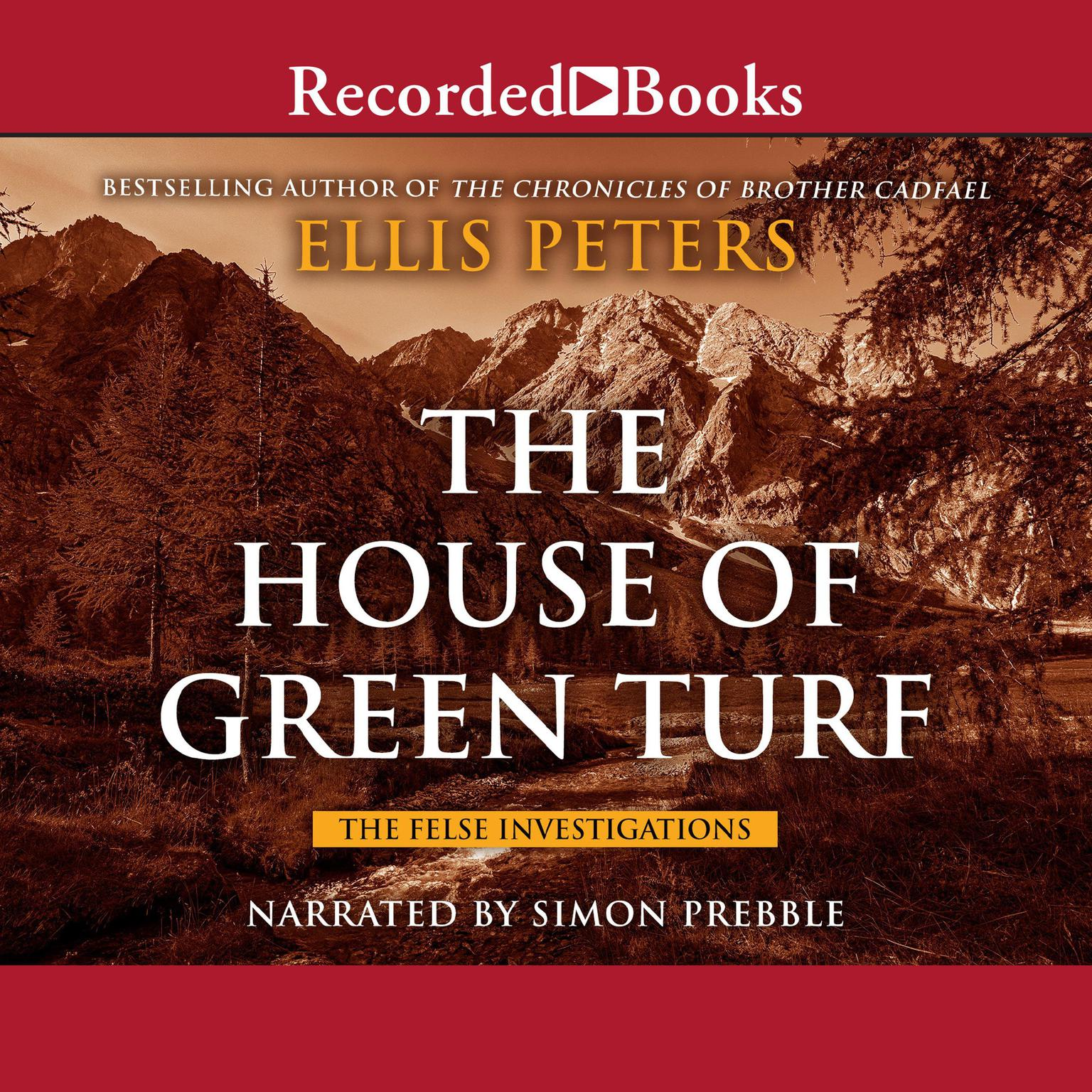 Printable House of Green Turf Audiobook Cover Art