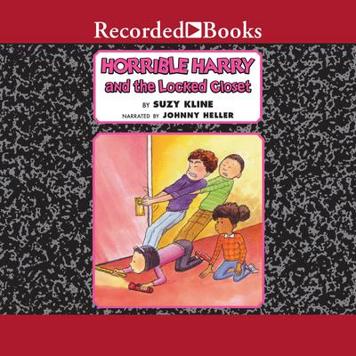Horrible Harry and the Locked Closet Audiobook, by