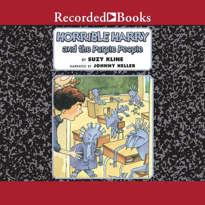 Horrible Harry and the Purple People Audiobook, by Suzy Kline
