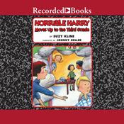 Horrible Harry Moves up to the Third Grade Audiobook, by Suzy Kline