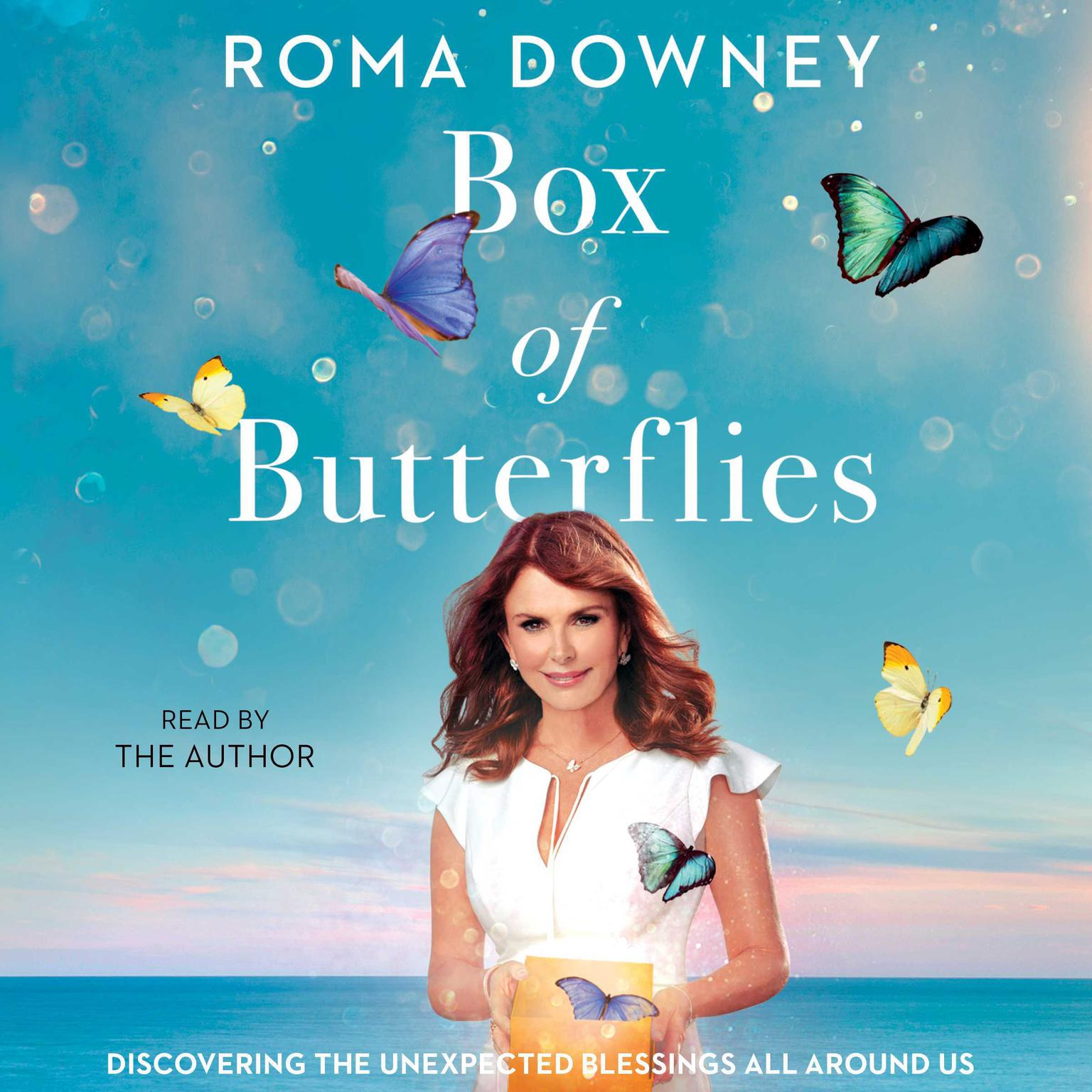 Printable Box of Butterflies: Discovering the Unexpected Blessings All Around Us Audiobook Cover Art