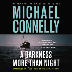 A Darkness More Than Night Audiobook, by Michael Connelly