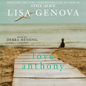 Love Anthony Audiobook, by Lisa Genova