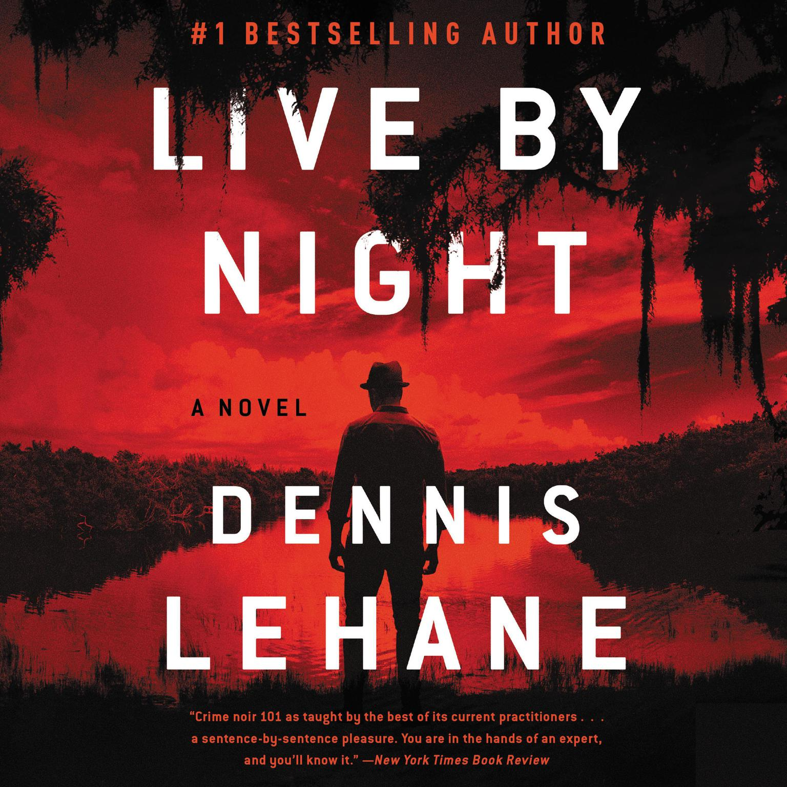 Printable Live by Night Audiobook Cover Art