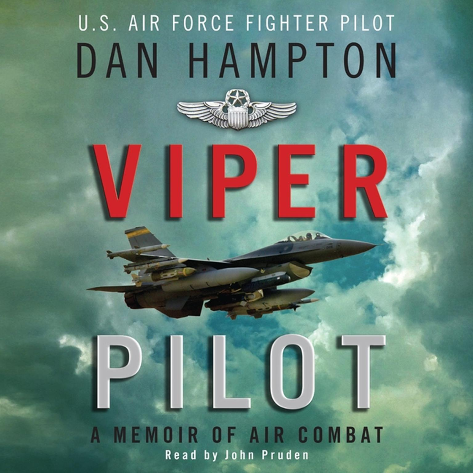 Printable Viper Pilot: The Autobiography of One of America's Most Decorated Combat Pilots Audiobook Cover Art