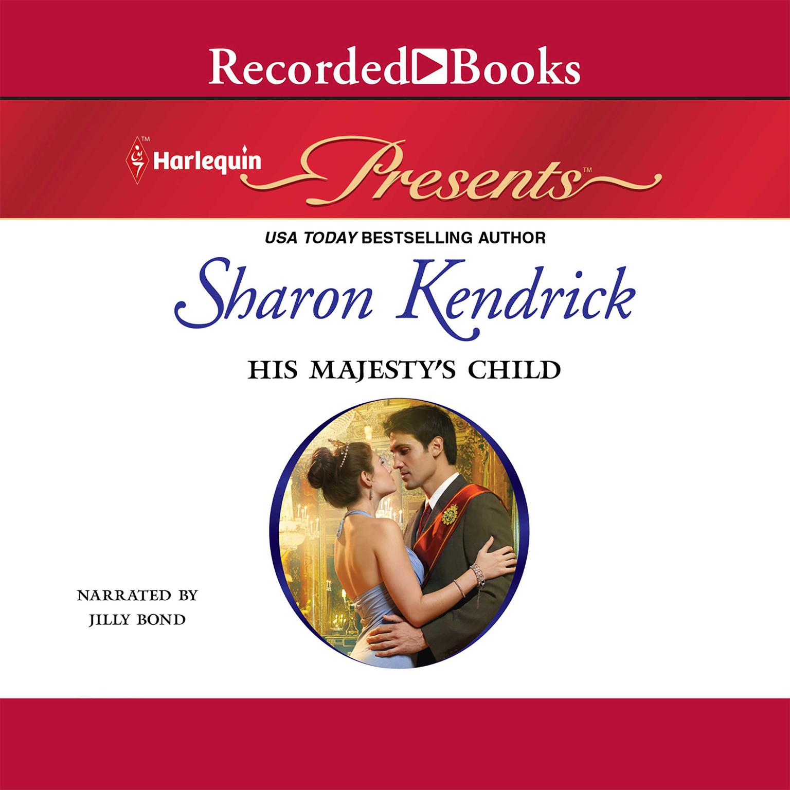 Printable His Majesty's Child Audiobook Cover Art