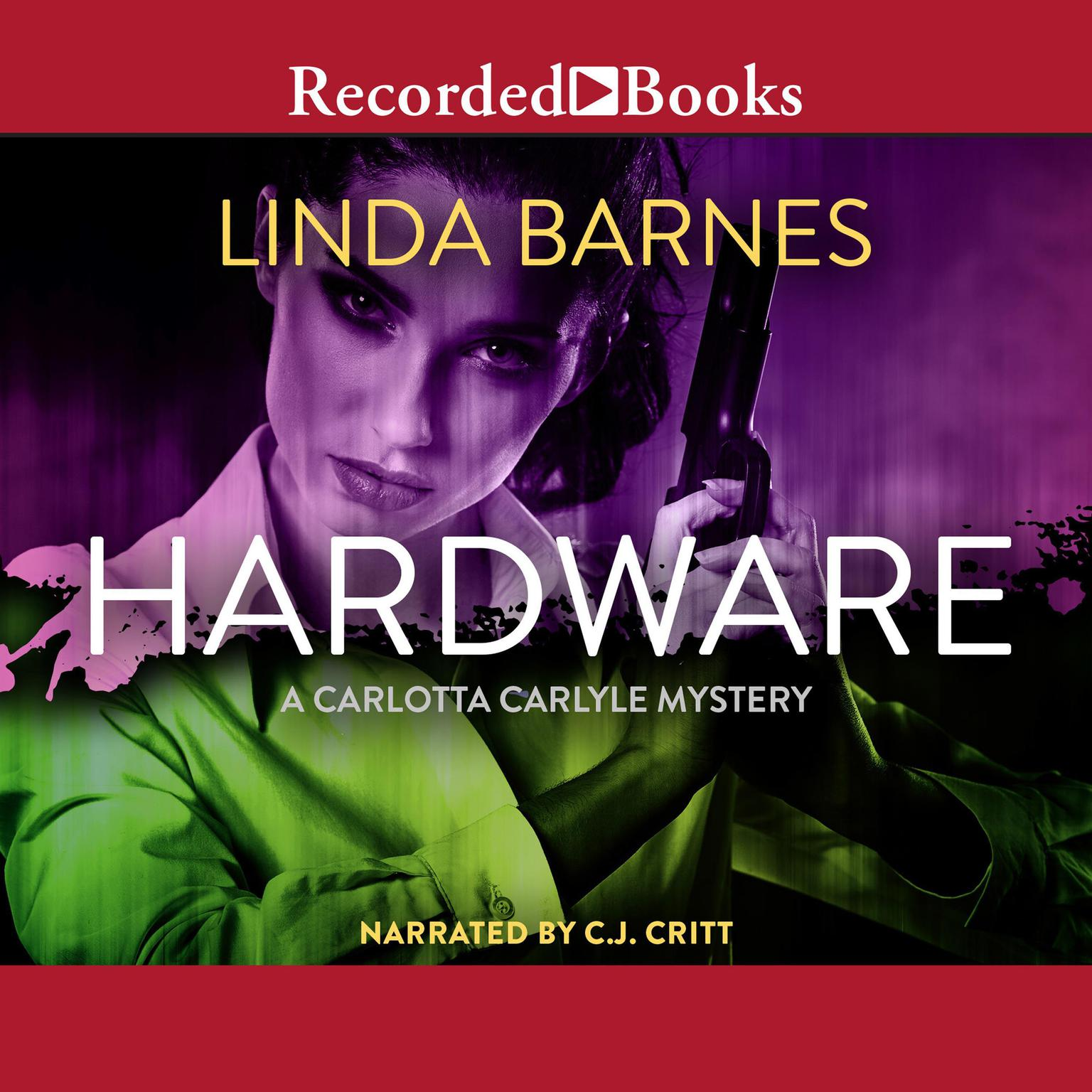 Printable Hardware Audiobook Cover Art