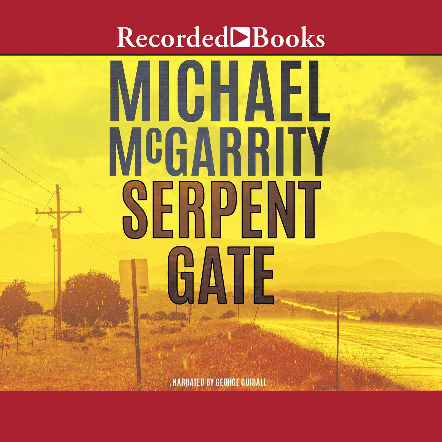 Printable Serpent Gate Audiobook Cover Art