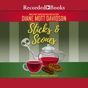 Sticks and Scones Audiobook, by Diane Mott Davidson