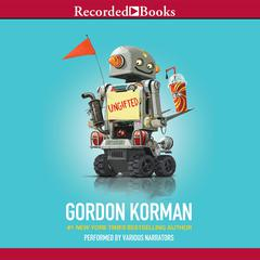 Ungifted Audiobook, by Gordon Korman
