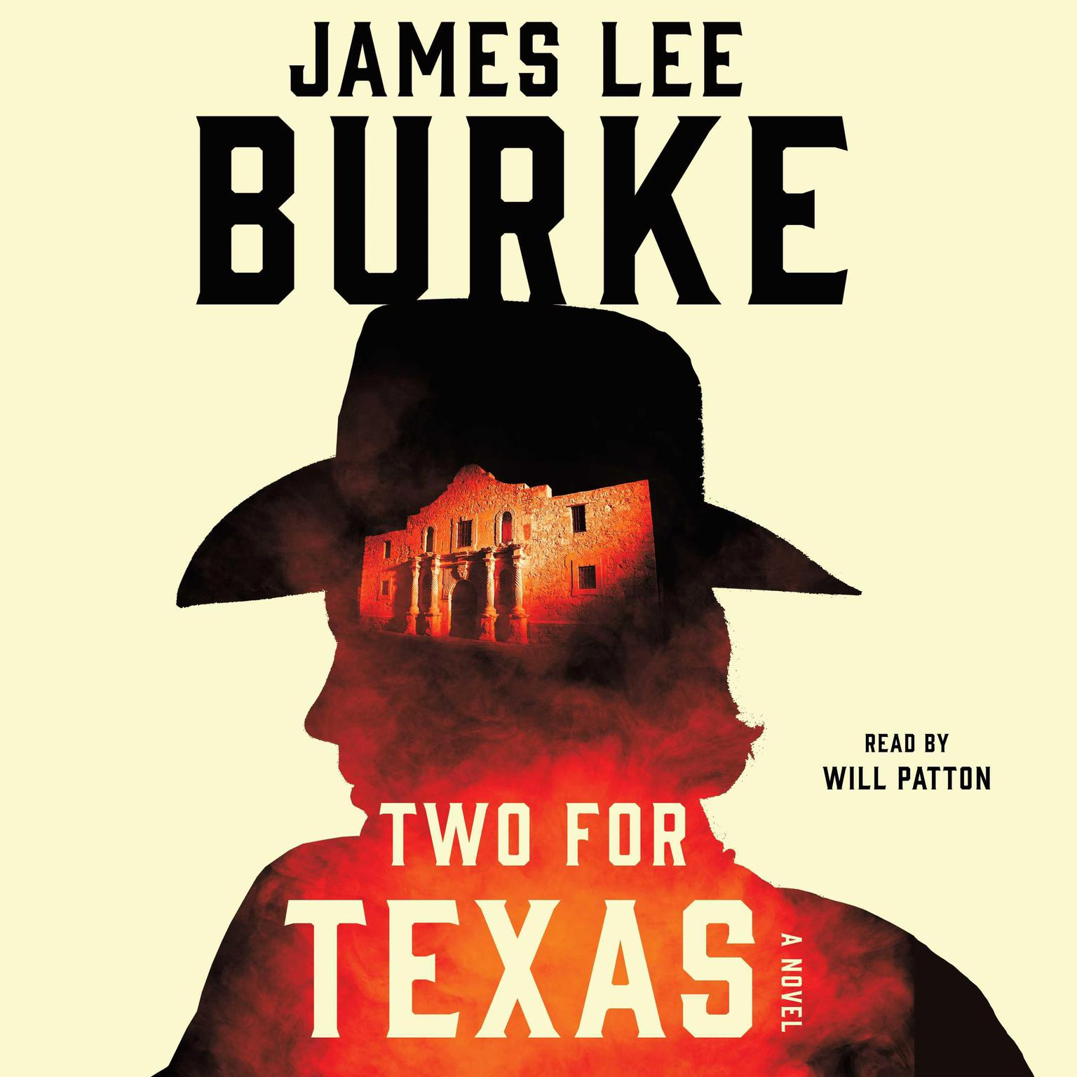 Printable Two for Texas Audiobook Cover Art