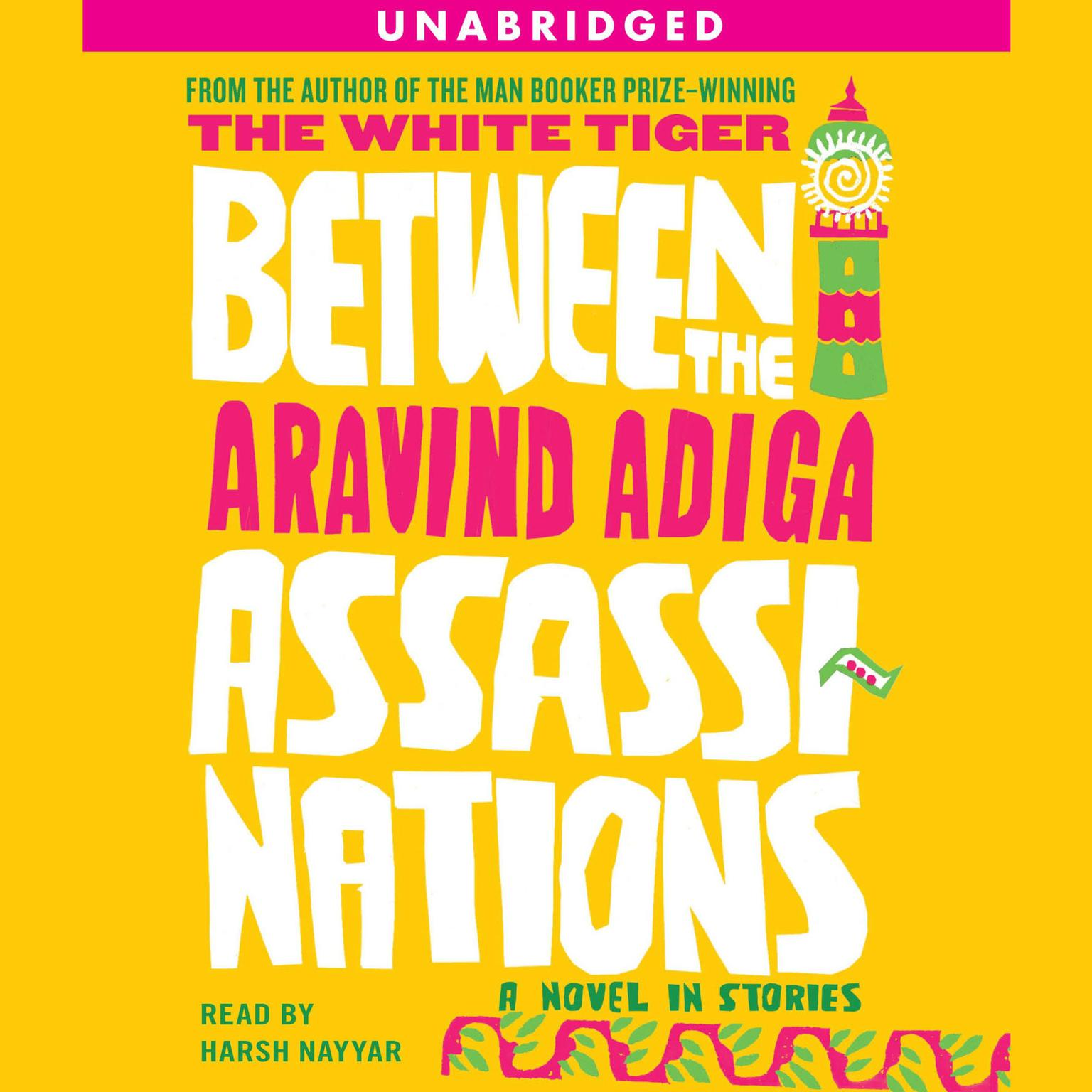 Printable Between the Assassinations: A Novel in Stories Audiobook Cover Art