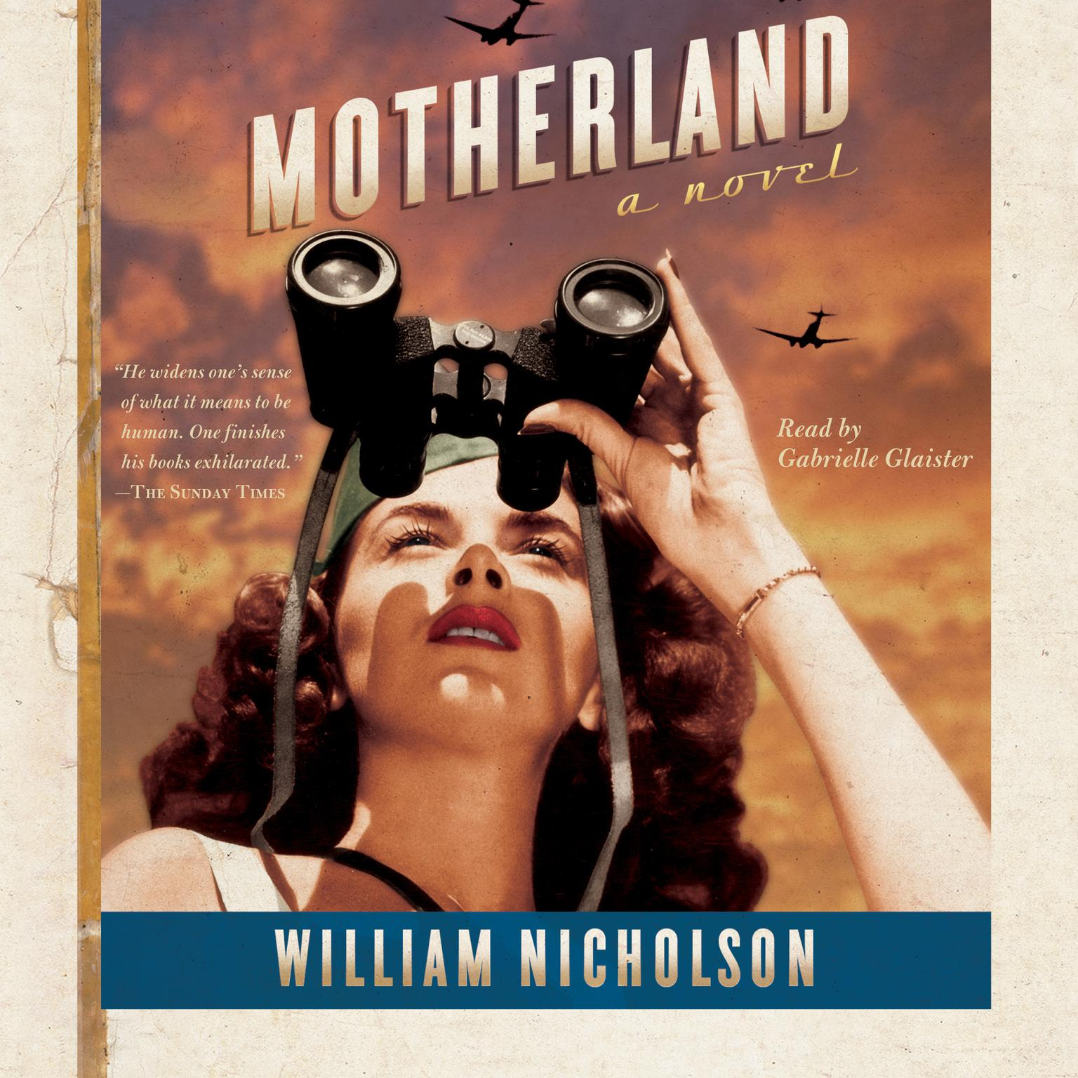 Printable Motherland: A Novel Audiobook Cover Art