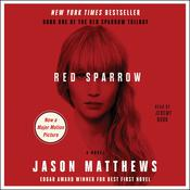 Red Sparrow Audiobook, by Jason Matthews