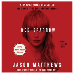 Red Sparrow: A Novel Audiobook, by Jason Matthews
