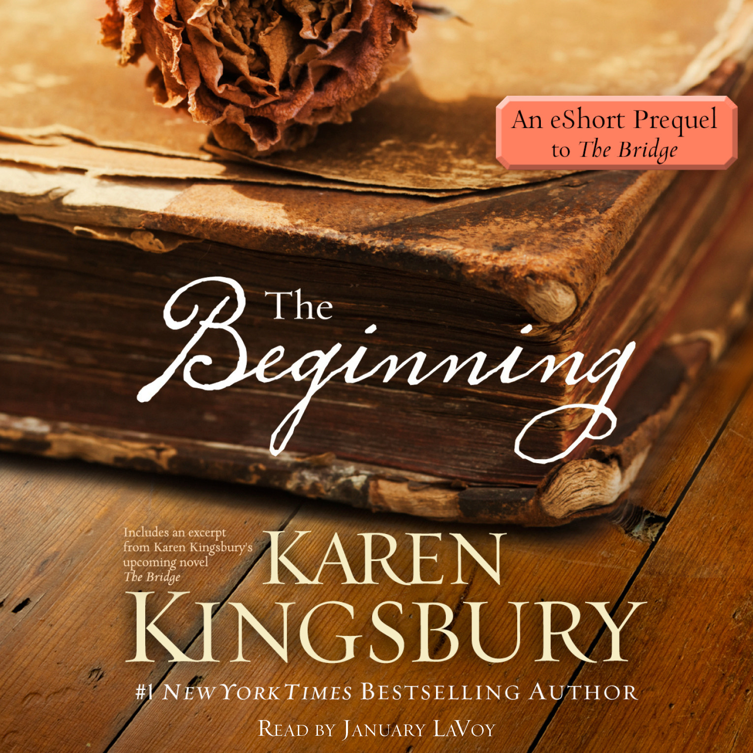 Printable The Beginning: An eShort prequel to The Bridge Audiobook Cover Art