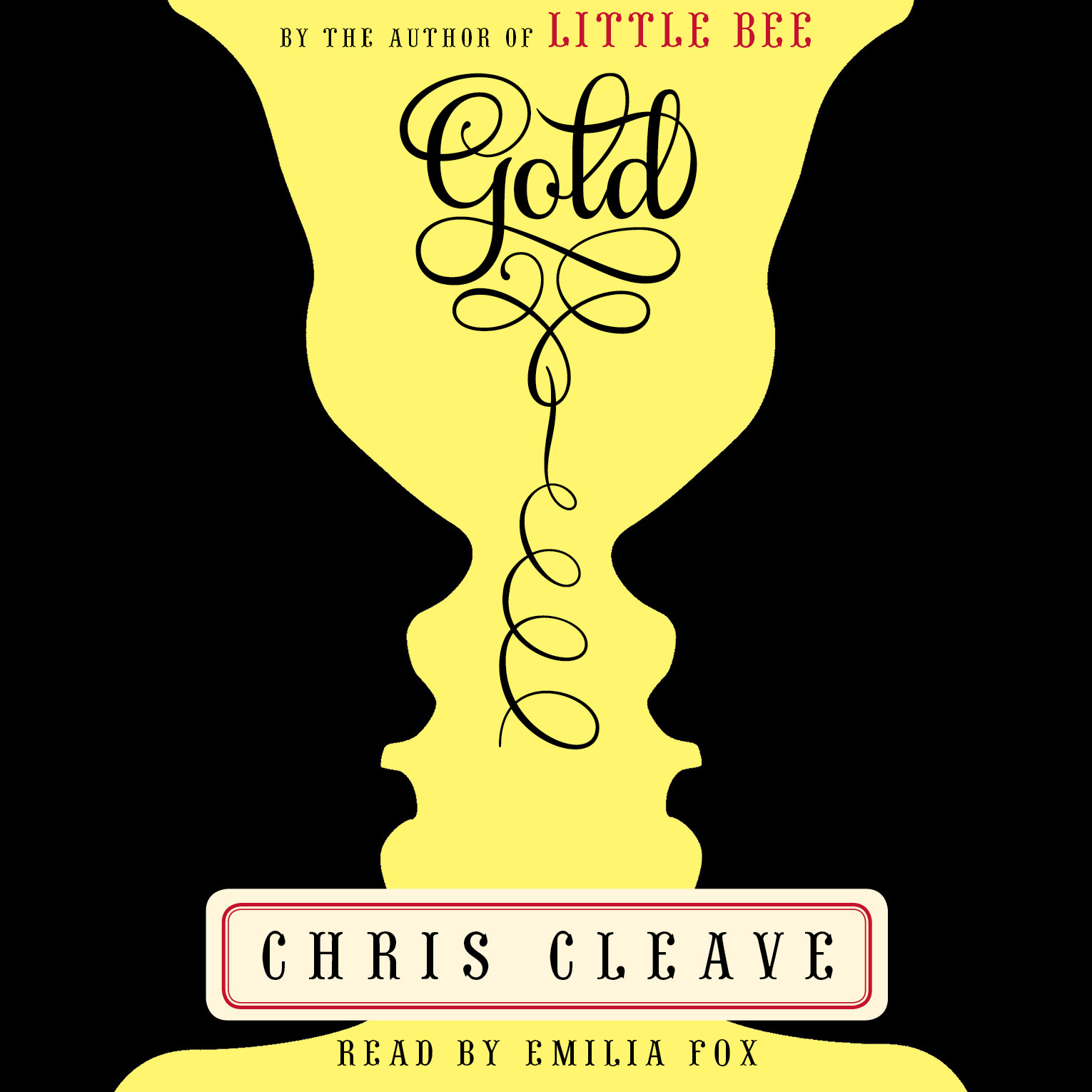 Printable Gold: A Novel Audiobook Cover Art