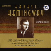 Ernest Hemingway: The Short Stories Gift Edition Audiobook, by Ernest Hemingway