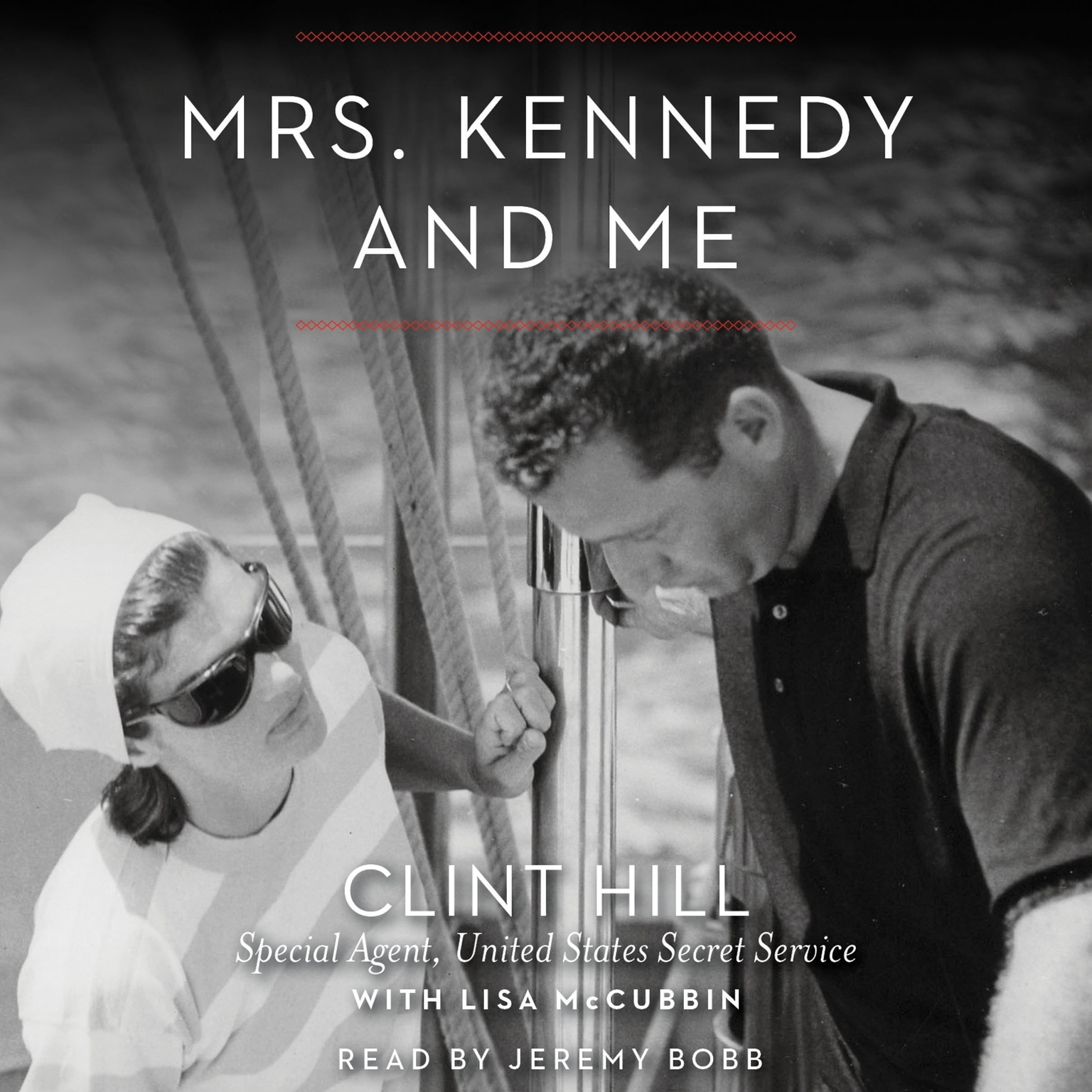 Printable Mrs. Kennedy and Me: An Intimate Memoir Audiobook Cover Art