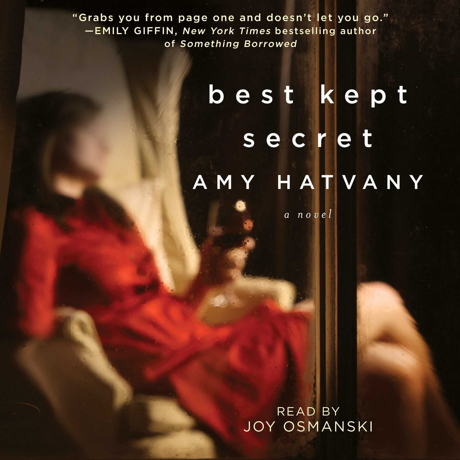 Printable Best Kept Secret: A Novel Audiobook Cover Art