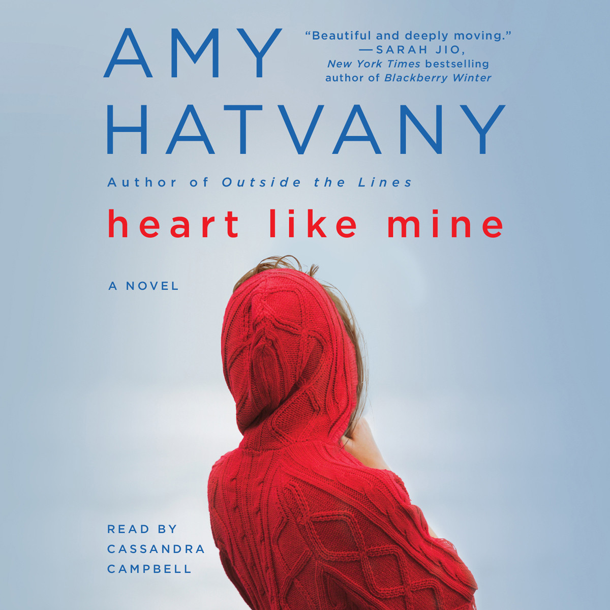 Printable Heart Like Mine: A Novel Audiobook Cover Art