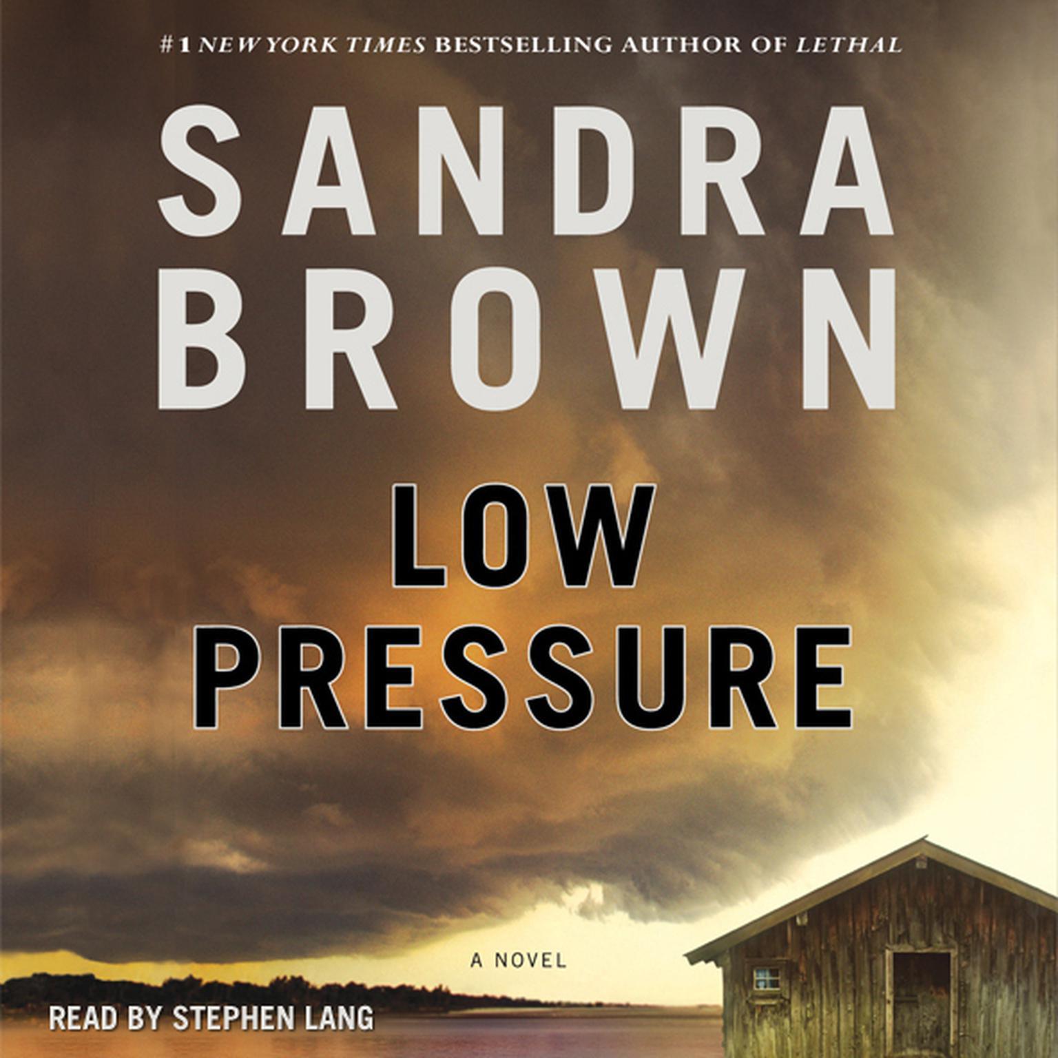 Printable Low Pressure Audiobook Cover Art