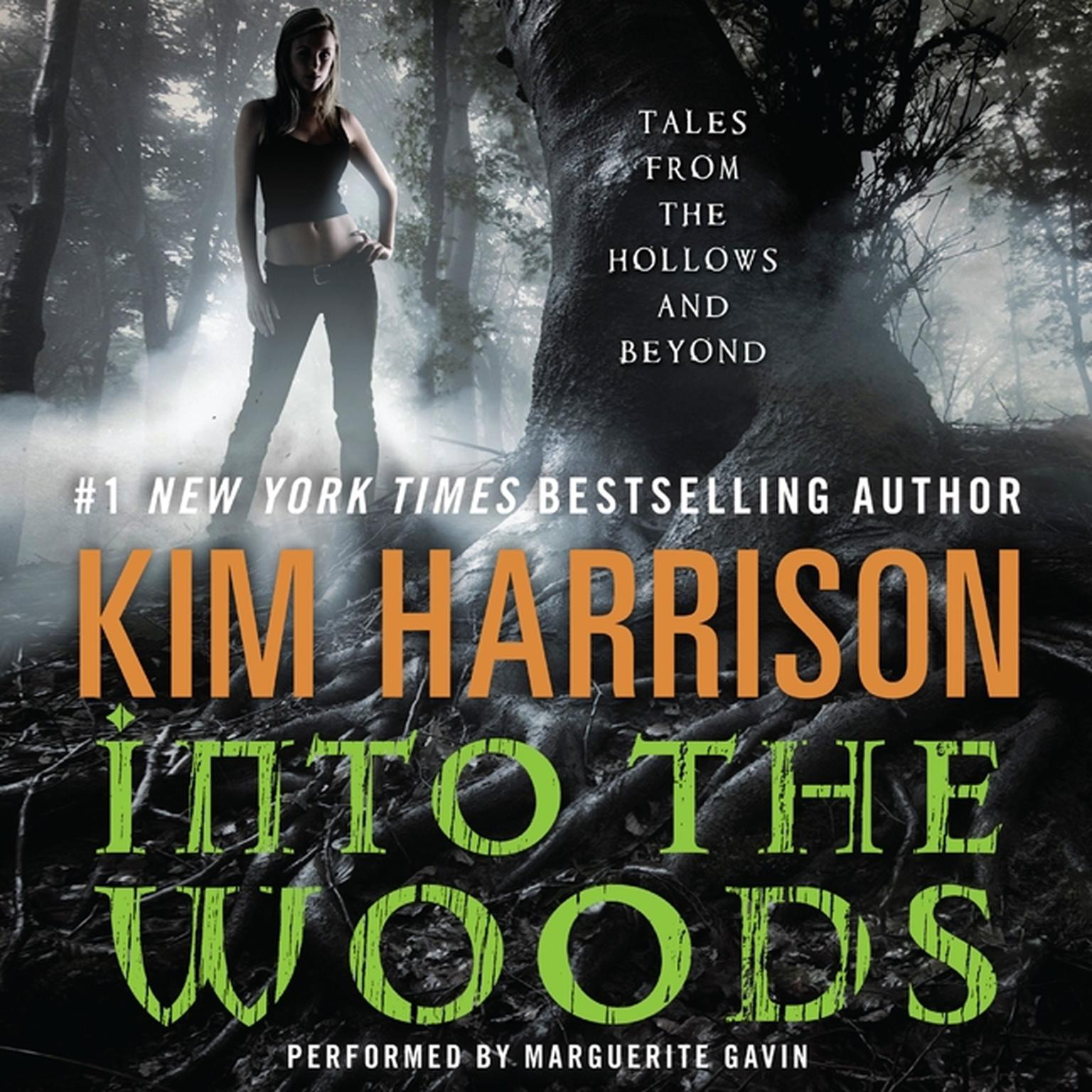 Printable Into the Woods: Tales from the Hollows and Beyond Audiobook Cover Art