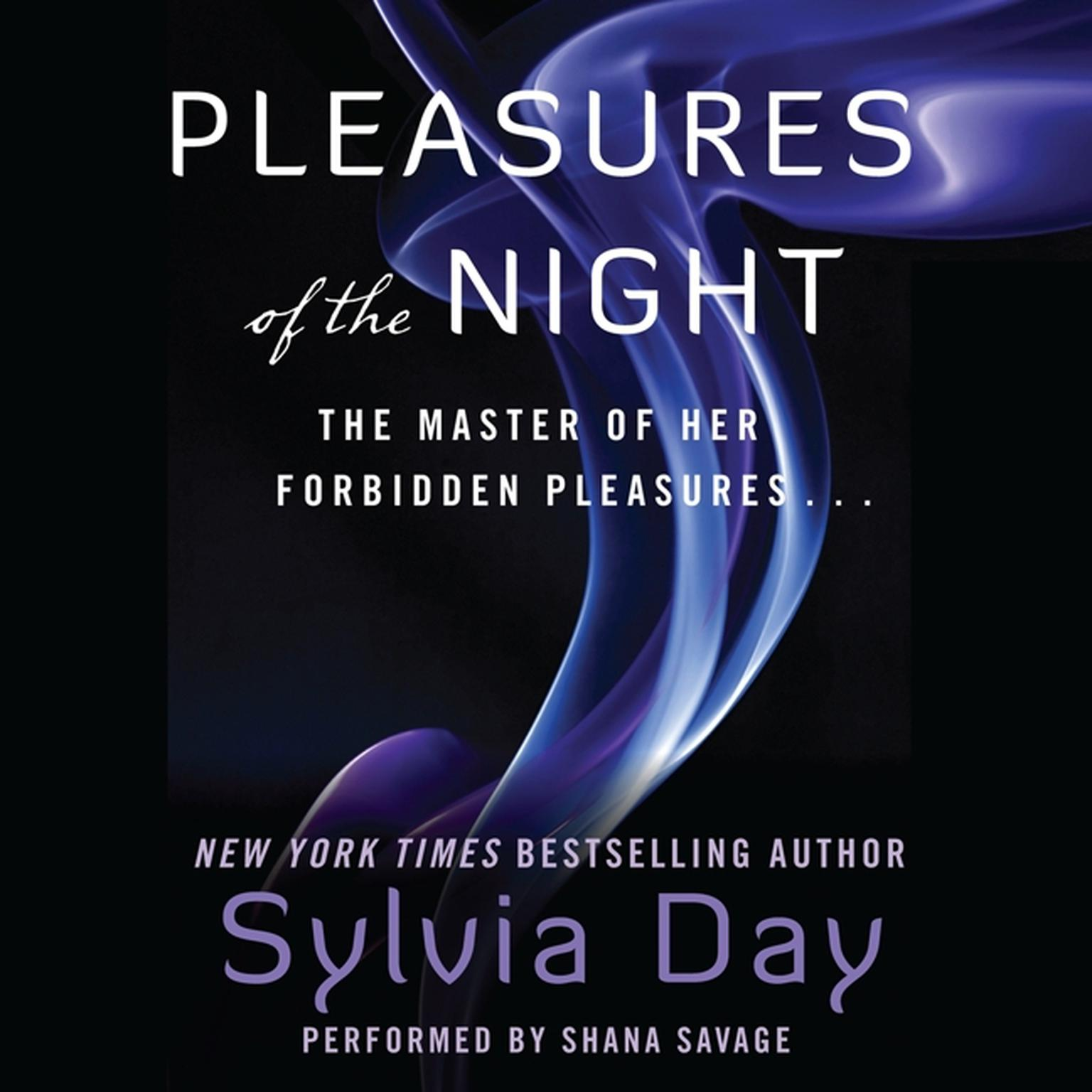Printable Pleasures of the Night Audiobook Cover Art