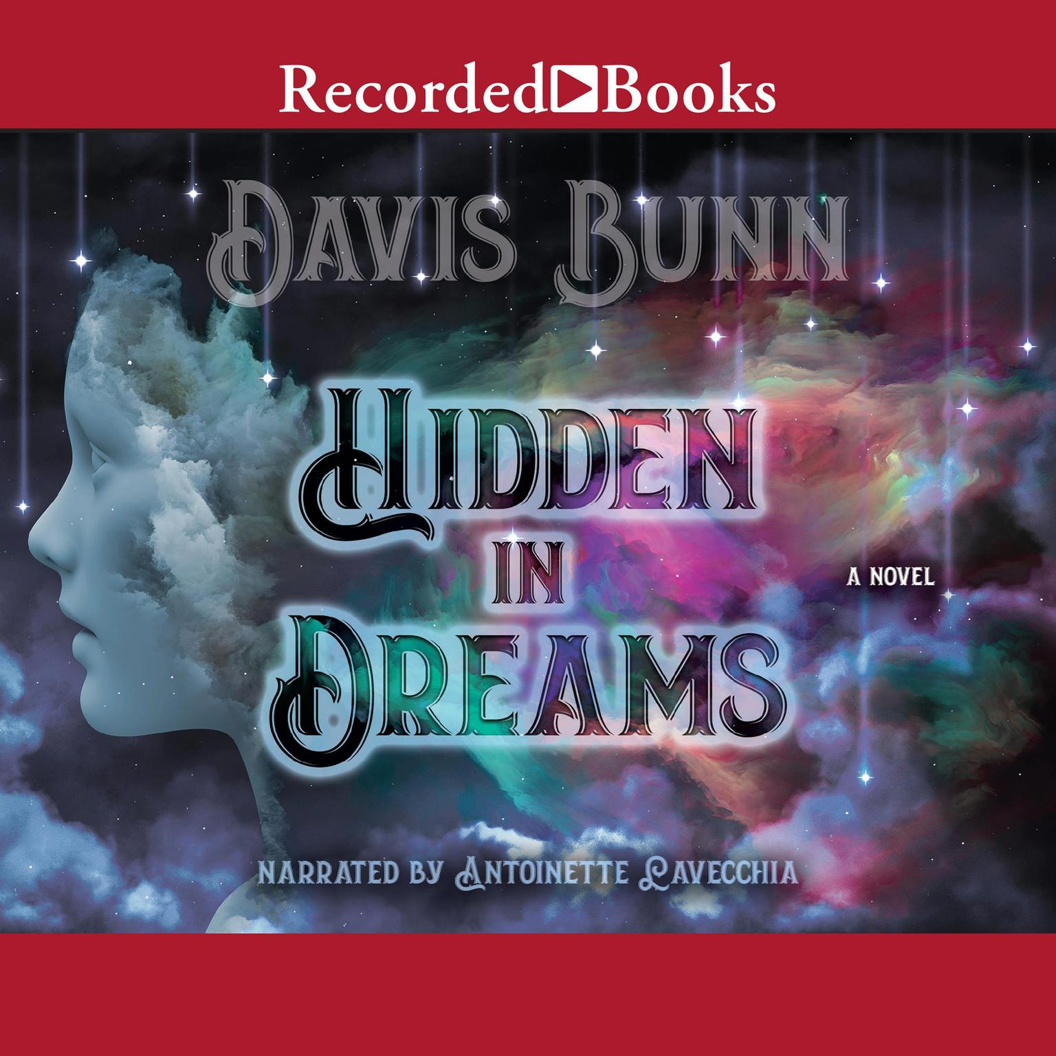 Printable Hidden in Dreams: A Novel Audiobook Cover Art