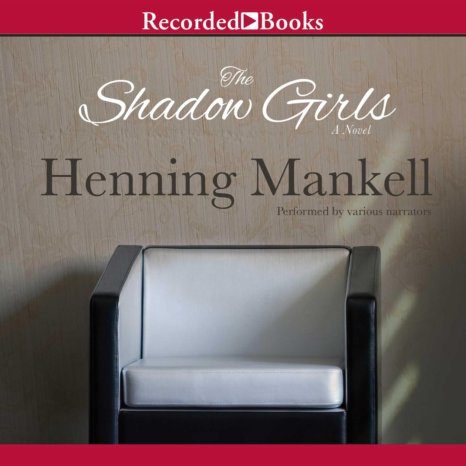 Printable The Shadow Girls Audiobook Cover Art