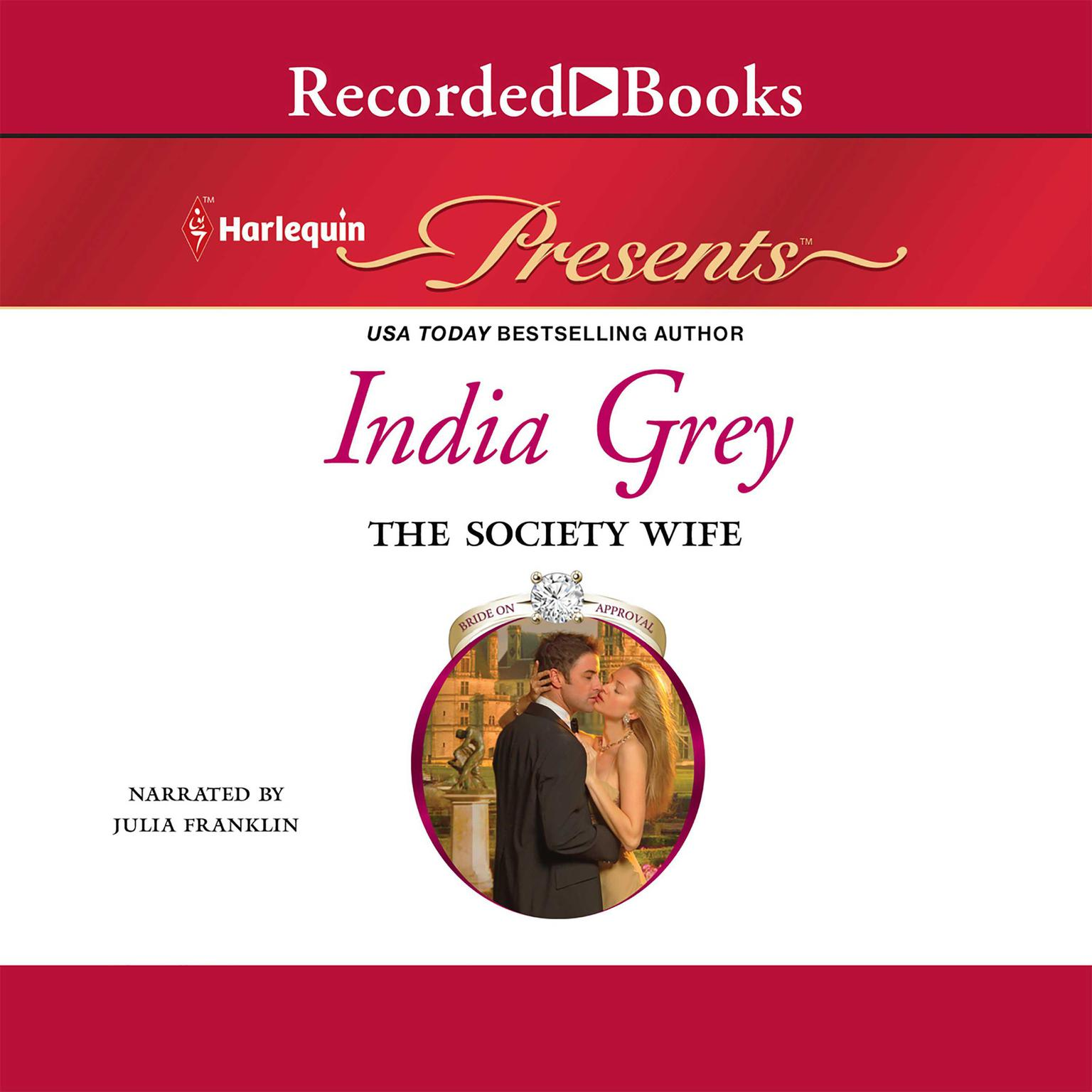 Printable The Society Wife Audiobook Cover Art