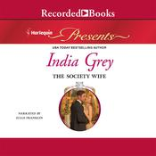 The Society Wife Audiobook, by India Grey