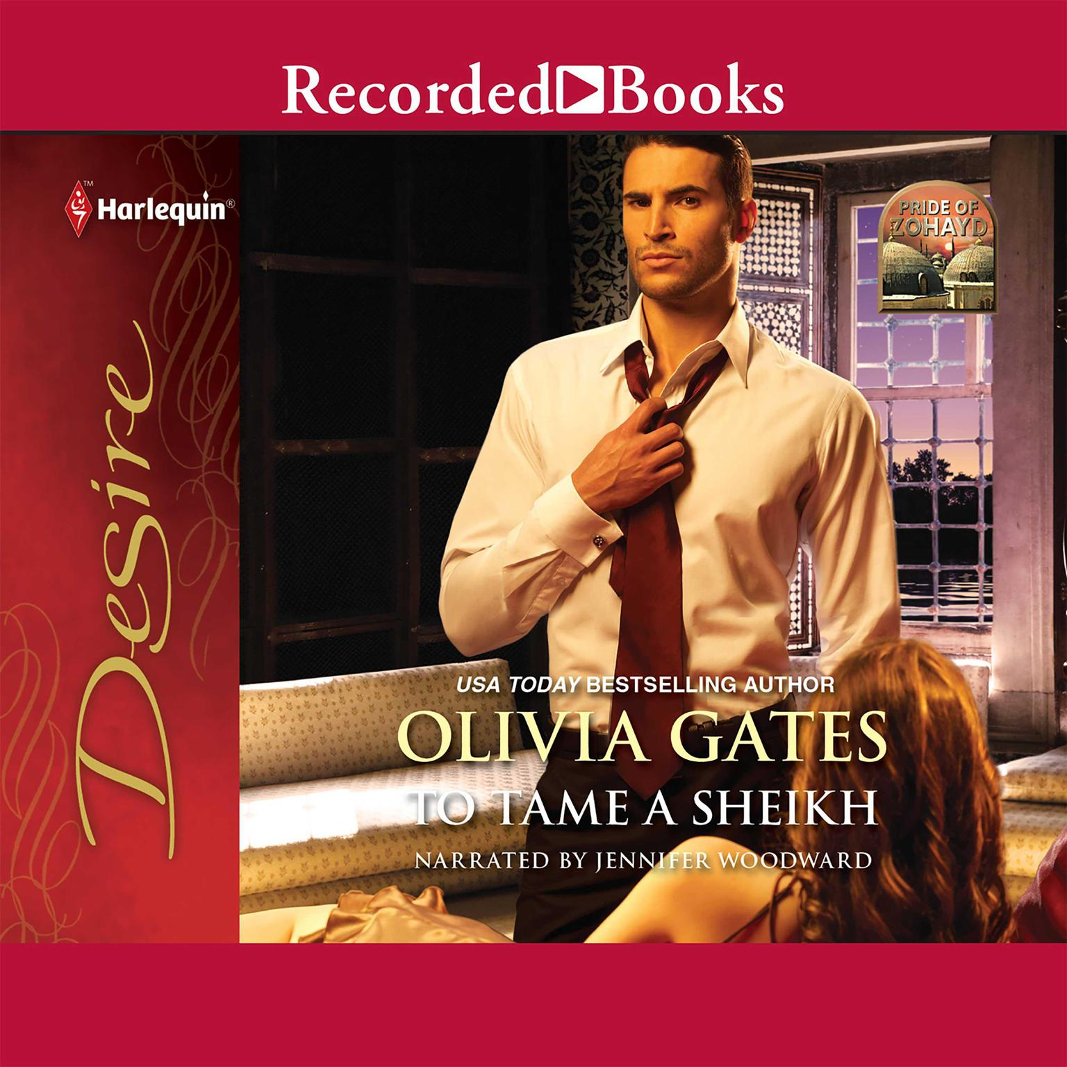 Printable To Tame a Sheikh Audiobook Cover Art