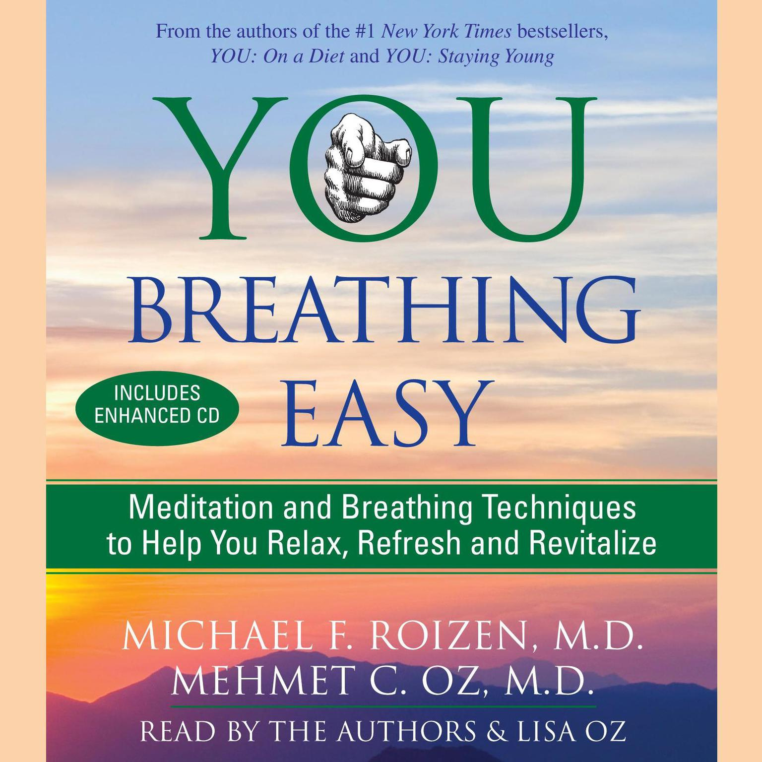 Printable You: Breathing Easy: Meditation and Breathing Techniques to Relax, Refresh and Revitalize Audiobook Cover Art