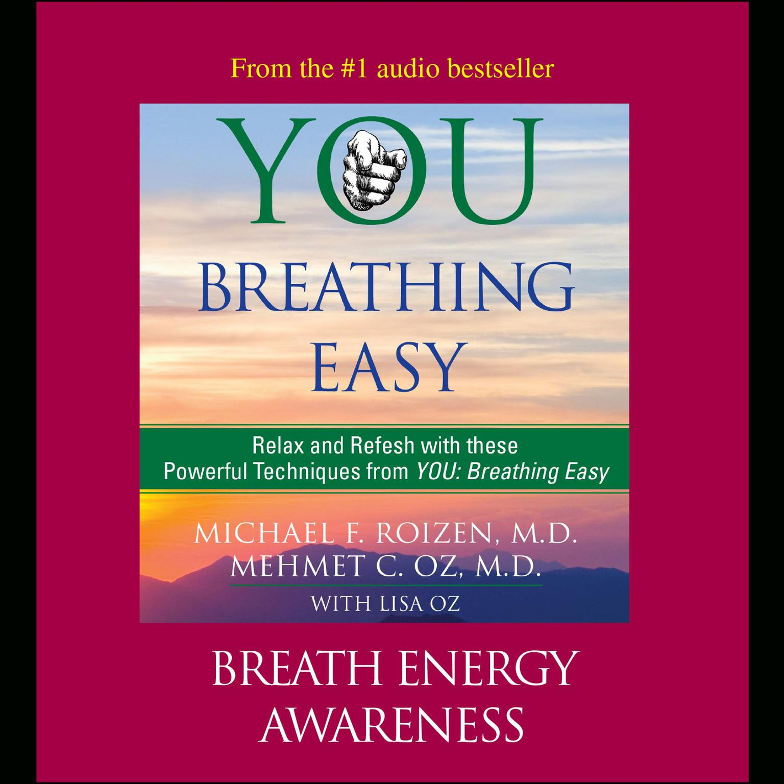 Printable You: Breathing Easy: Breath Energy Awarness Audiobook Cover Art