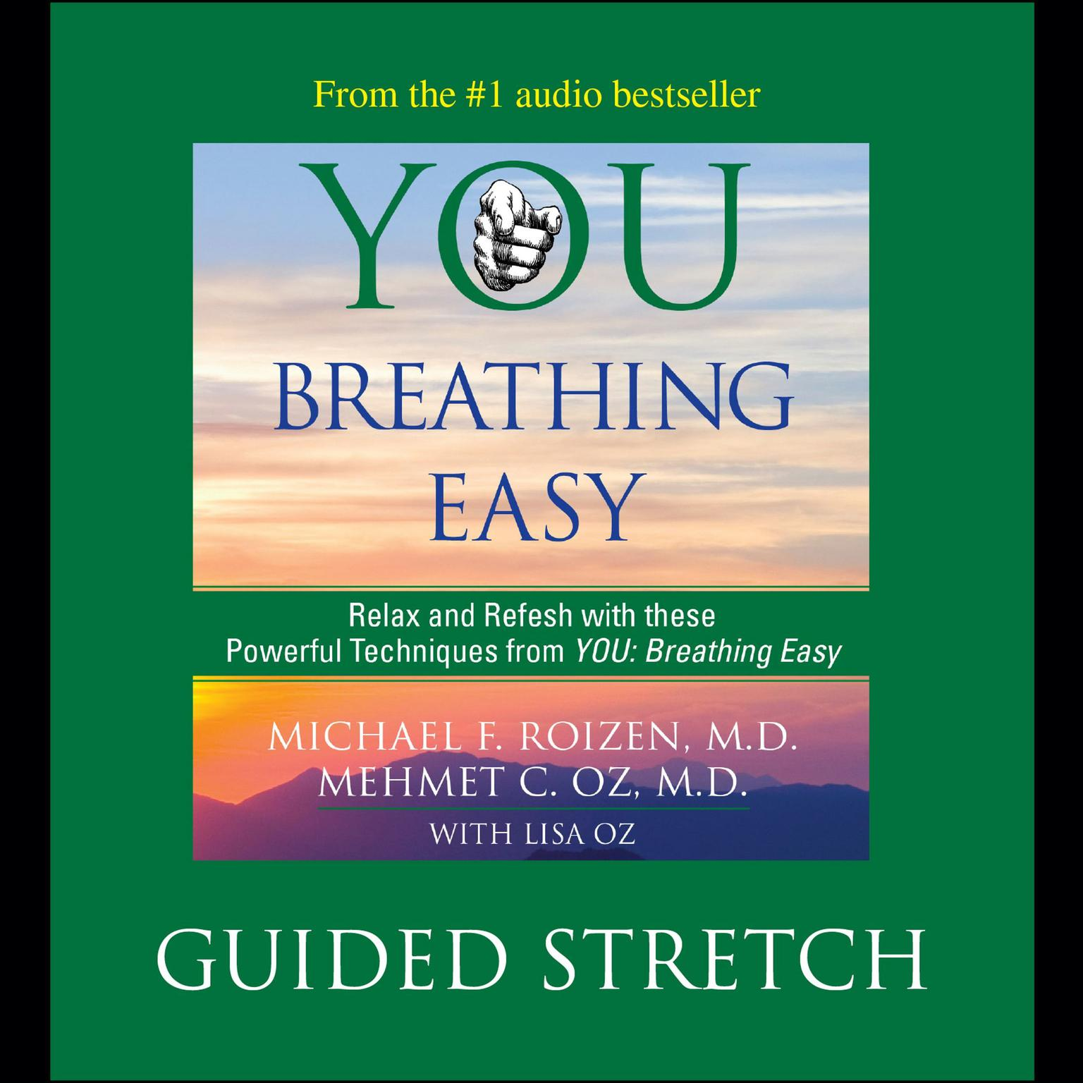 Printable You: Breathing Easy: Guided Stretch Audiobook Cover Art