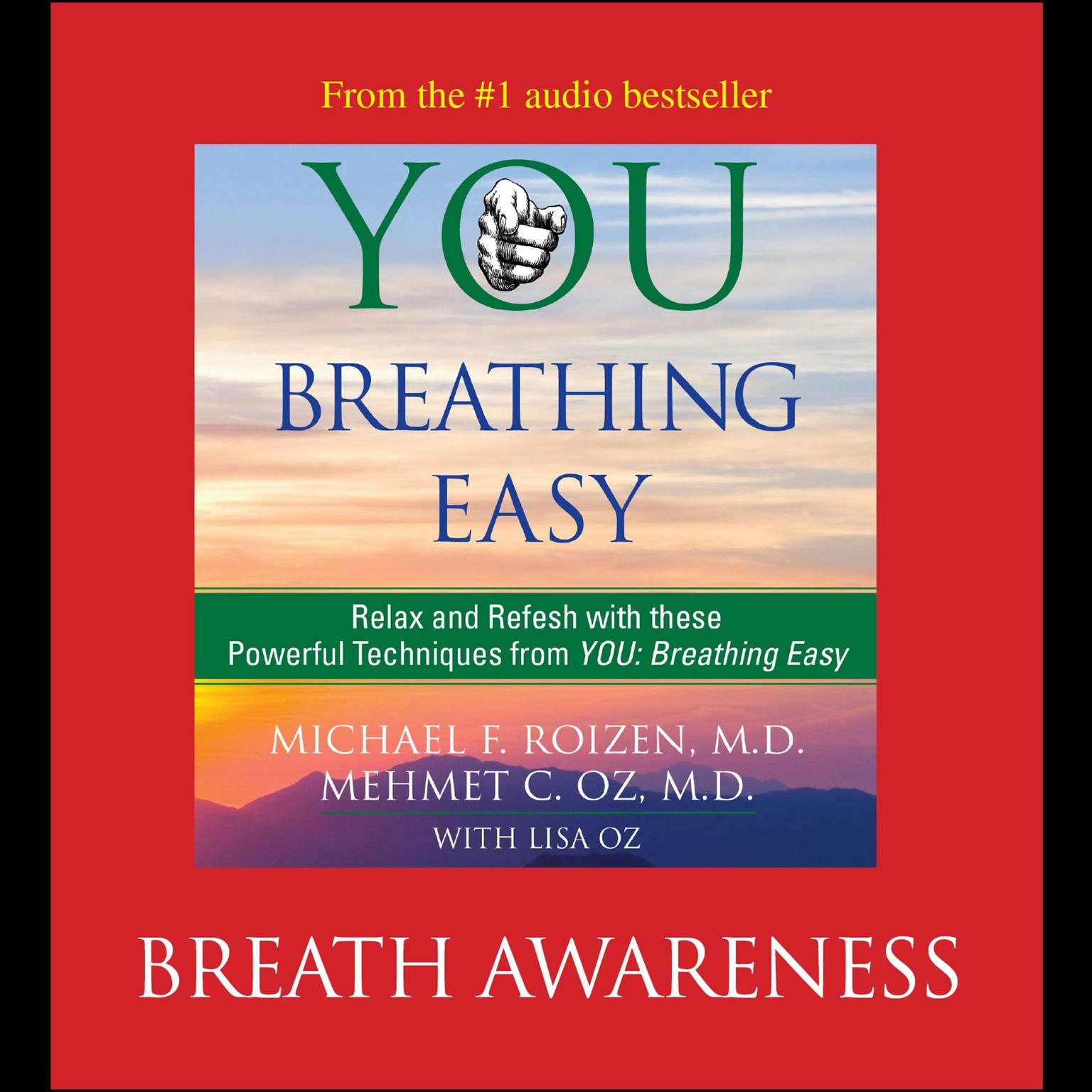 Printable You: Breathing Easy: Breath Awareness Audiobook Cover Art