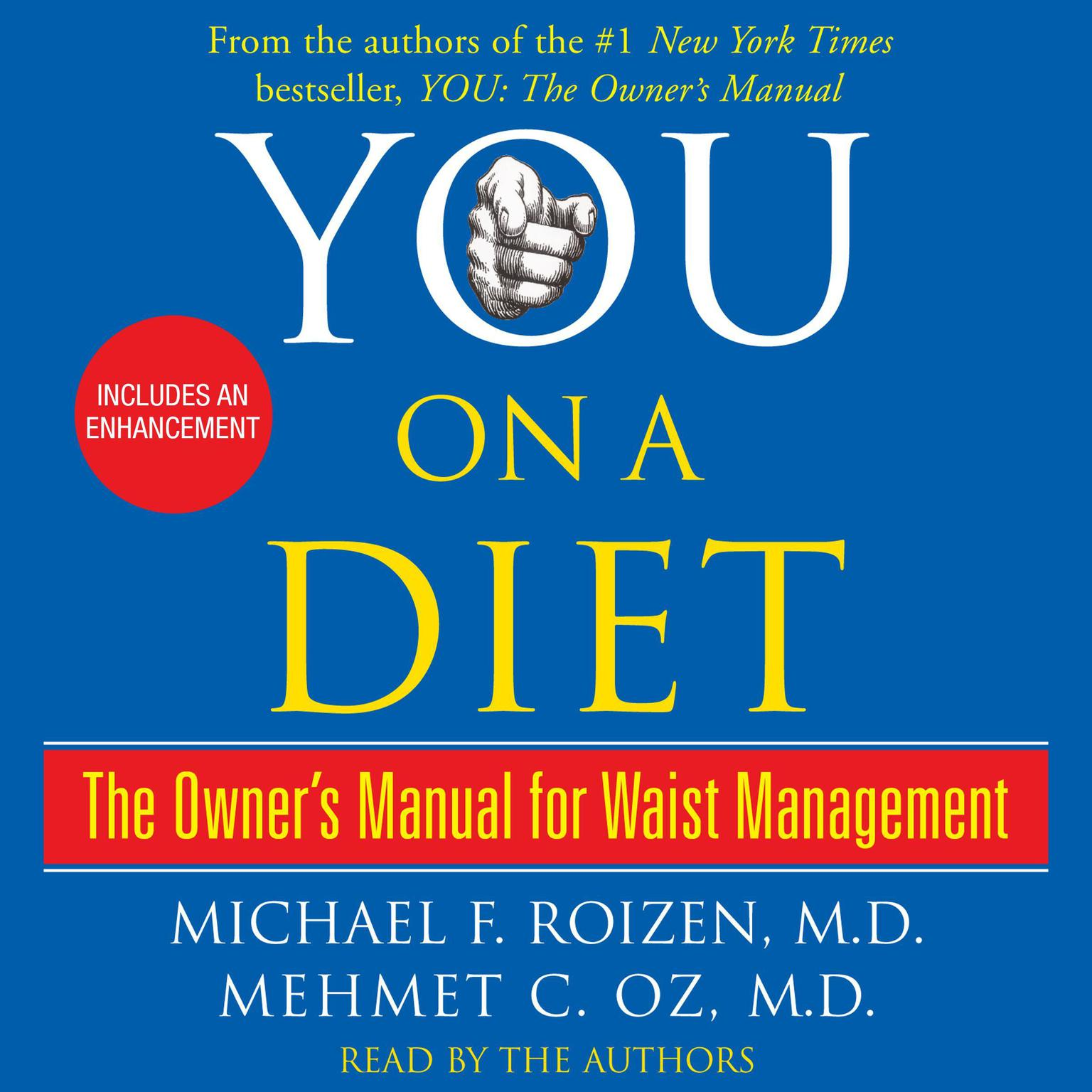 Printable You: On a Diet: The Owner's Manual for Waist Management Audiobook Cover Art