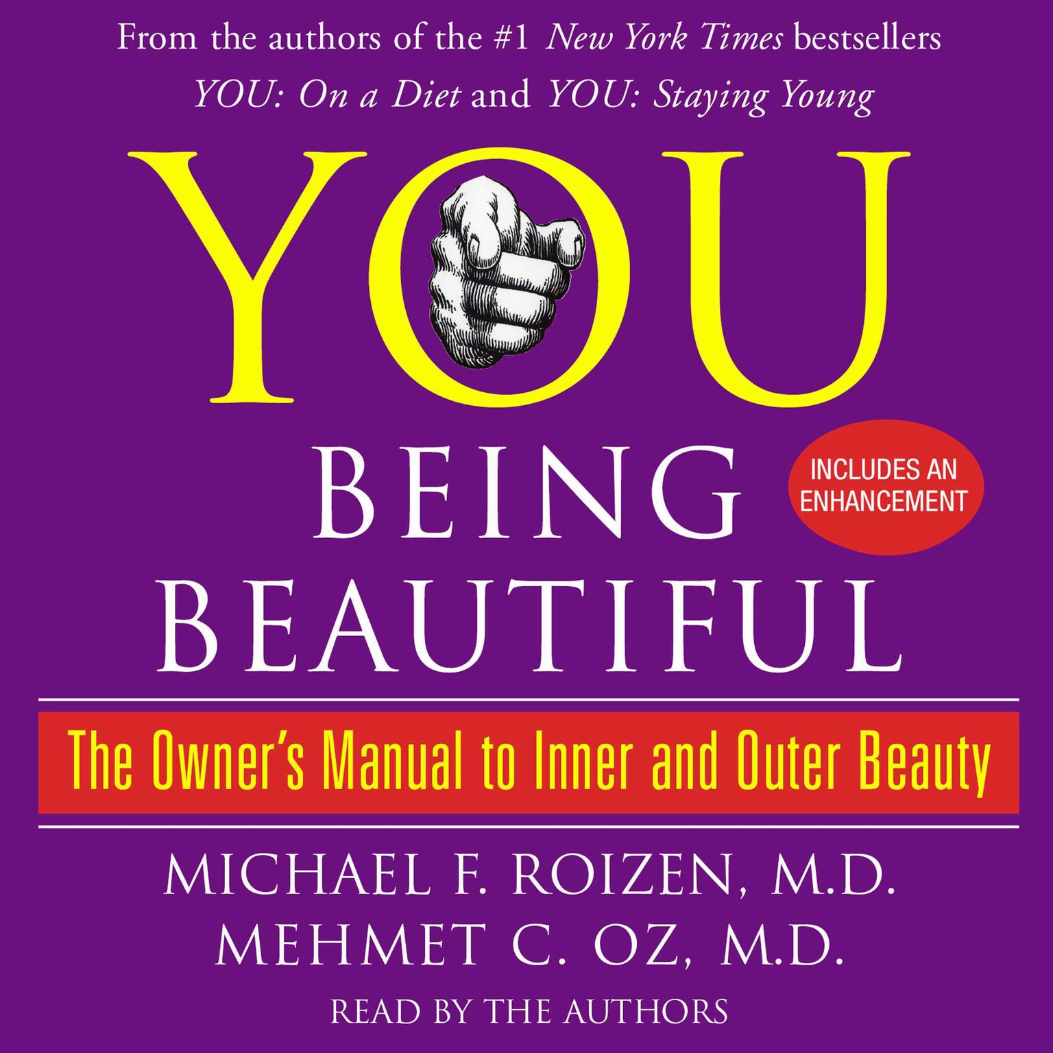 Printable YOU: Being Beautiful: The Owner's Manual to Inner and Outer Beauty Audiobook Cover Art