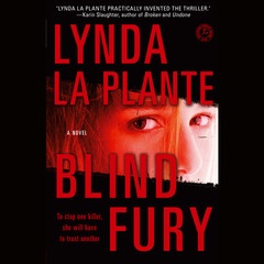 Blind Fury Audiobook, by Lynda La Plante