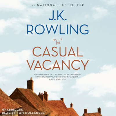 The Casual Vacancy Audiobook, by