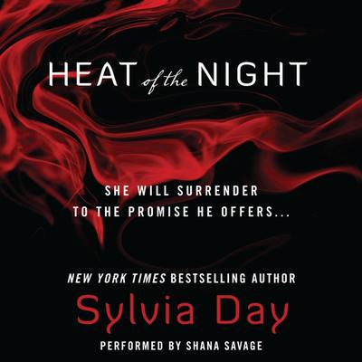 Heat of the Night Audiobook, by Sylvia Day