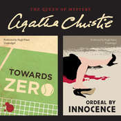 Towards Zero & Ordeal by Innocence Audiobook, by Agatha Christie