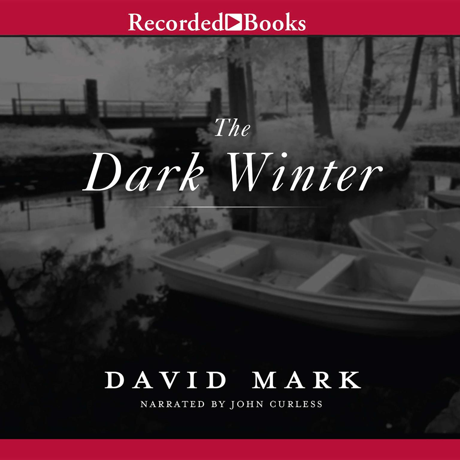 Printable The Dark Winter Audiobook Cover Art