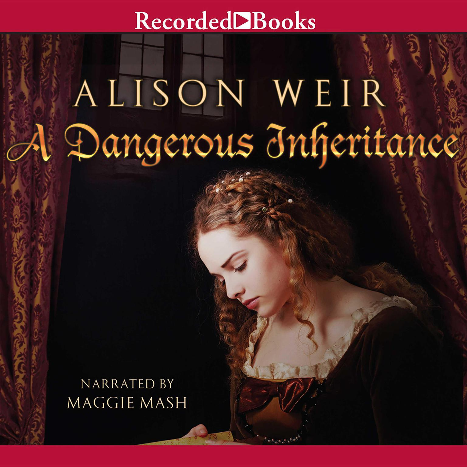 Printable A Dangerous Inheritance Audiobook Cover Art