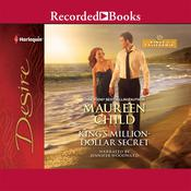 King's Million-Dollar Secret Audiobook, by Maureen Child