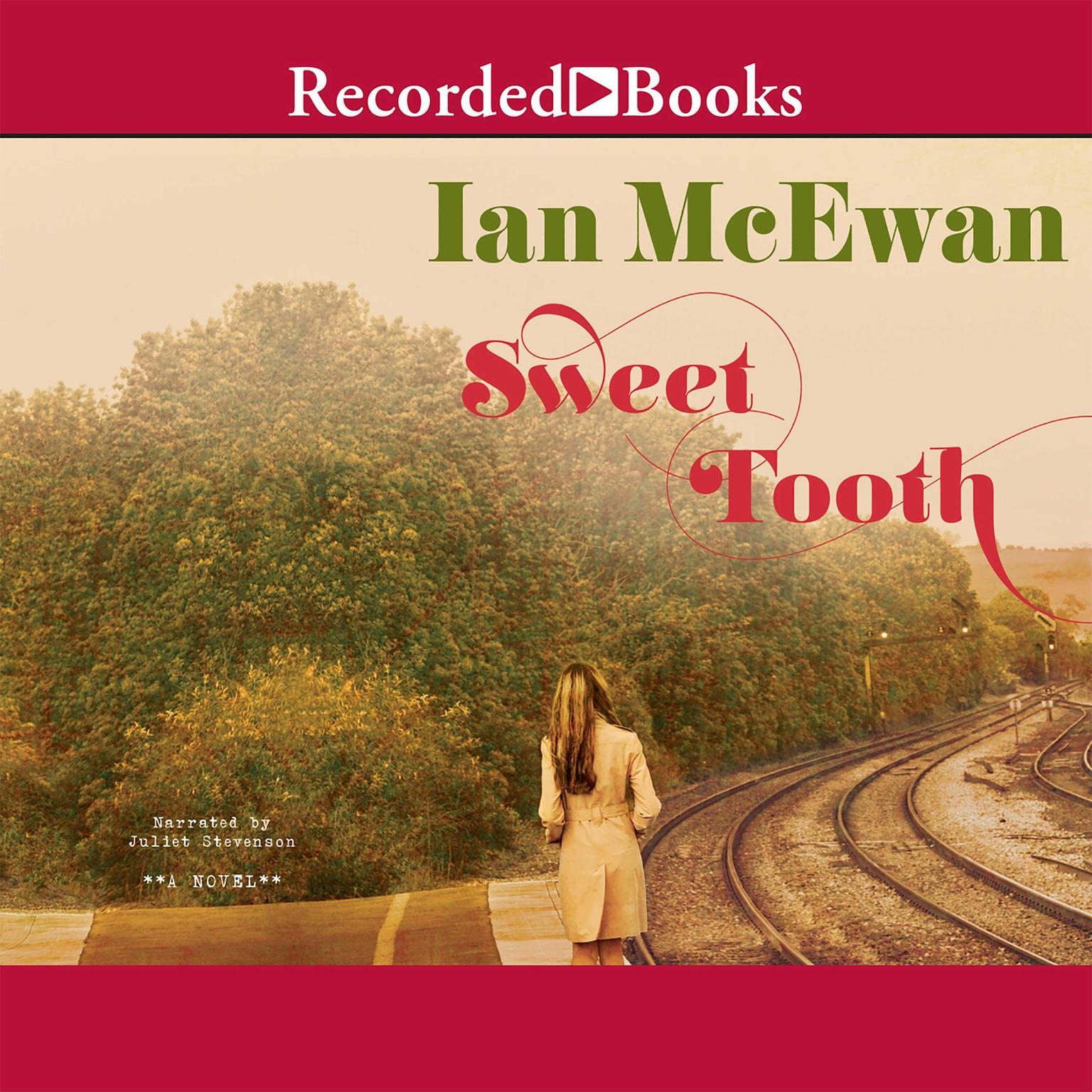 Printable Sweet Tooth Audiobook Cover Art
