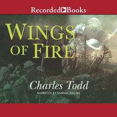 Wings of Fire Audiobook, by Charles Todd