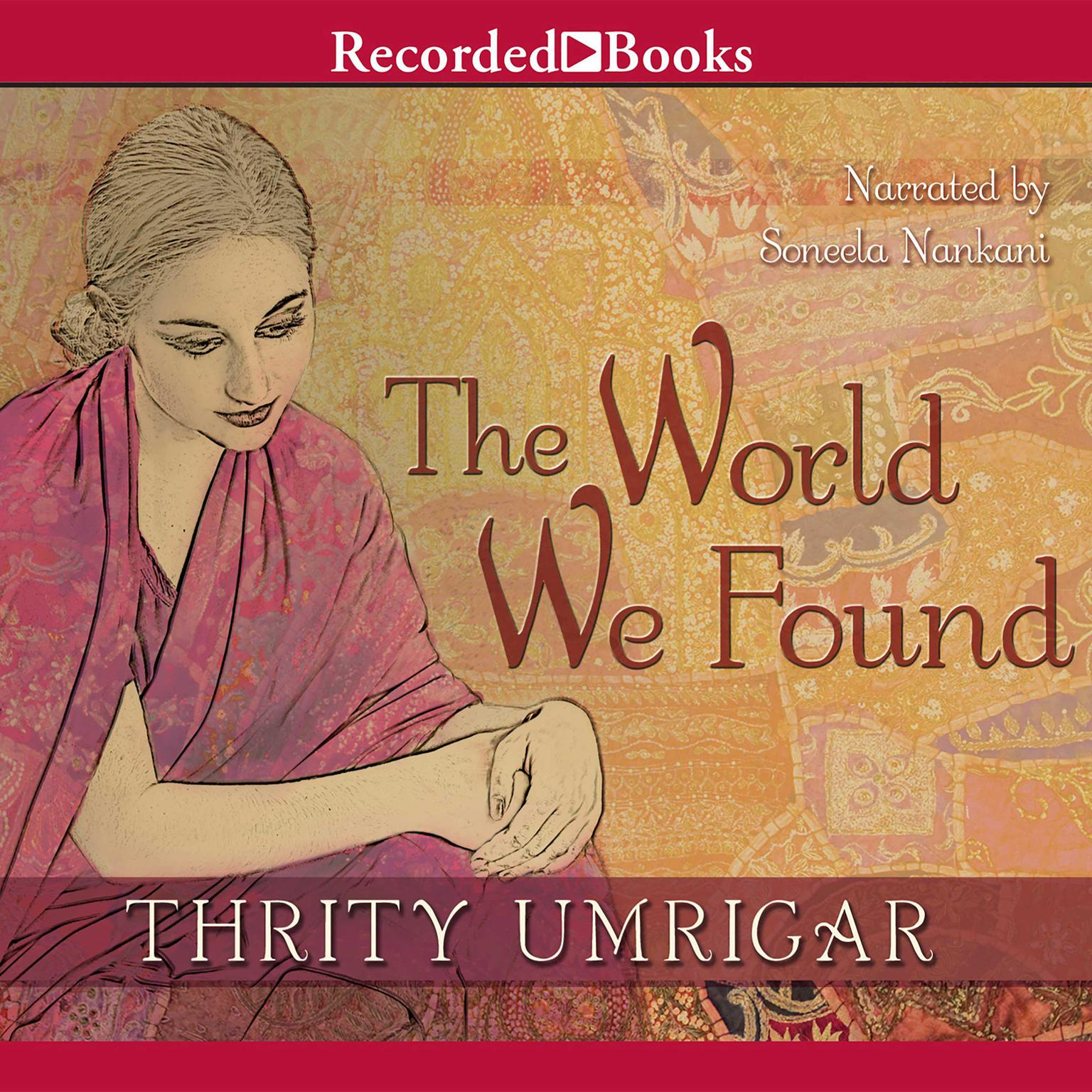 Printable The World We Found Audiobook Cover Art